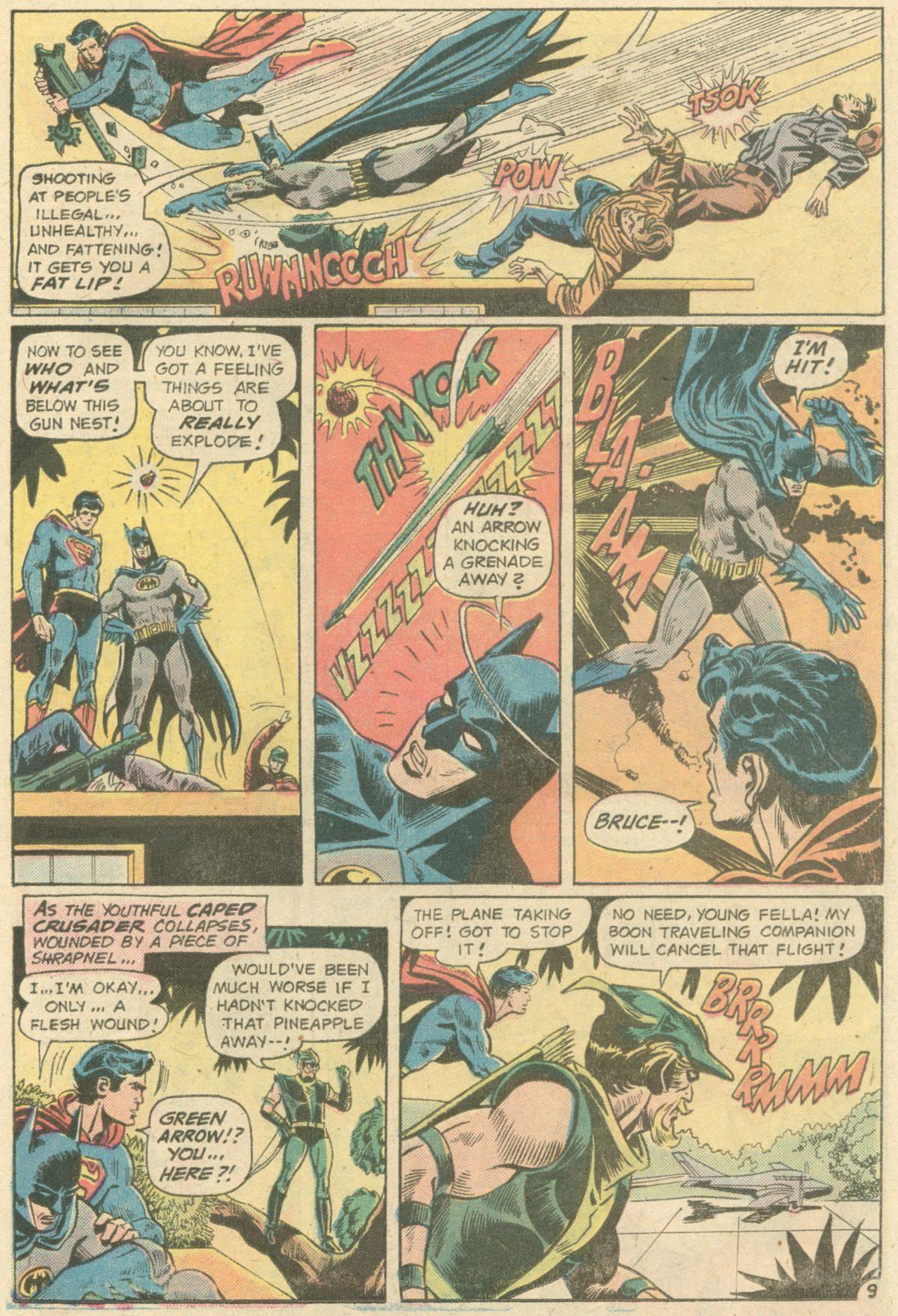 Read online World's Finest Comics comic -  Issue #231 - 15
