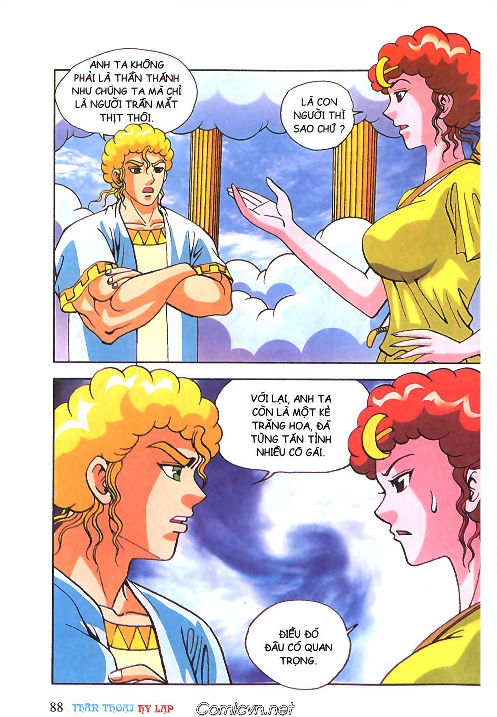 Thần Thoại Hy Lạp Màu - Chapter 58: Cuộc chiến định mệnh 2 - Pic 35