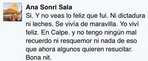 """Según una concejala del PP: """"Ni dictadura, ni leches, con Franco se vivía de maravilla"""""""