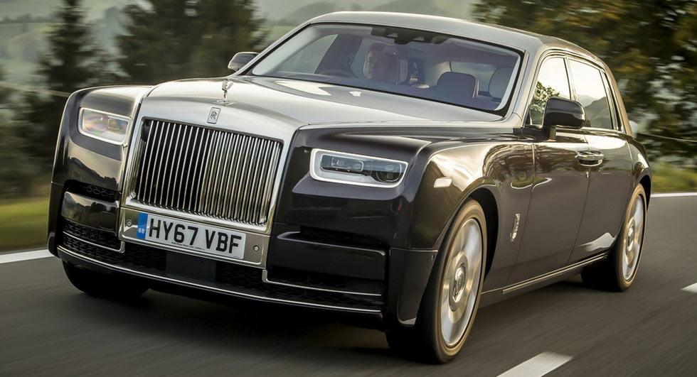 Rolls Royce Phantom EV In The Works, CEO Dismisses Plug-In ...