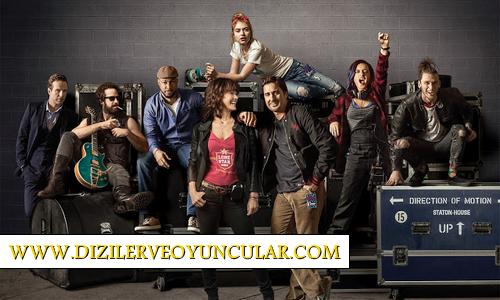 Revolution. Lost, Fringe, Person Of Interest, Alias Gibi Gizem ve Bilim Kurgu Alanlarında Eserleri Olan J.J. Abrams'tan Komedi ve Müzikal Komedi Konulu Yeni Dizi Roadies.