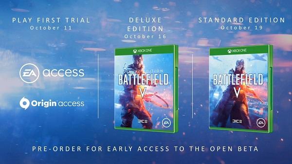 Battlefield V Preorder