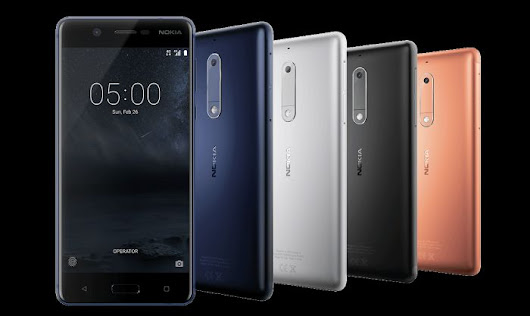 Nokia 6, 5, Nokia 3 Launched in India