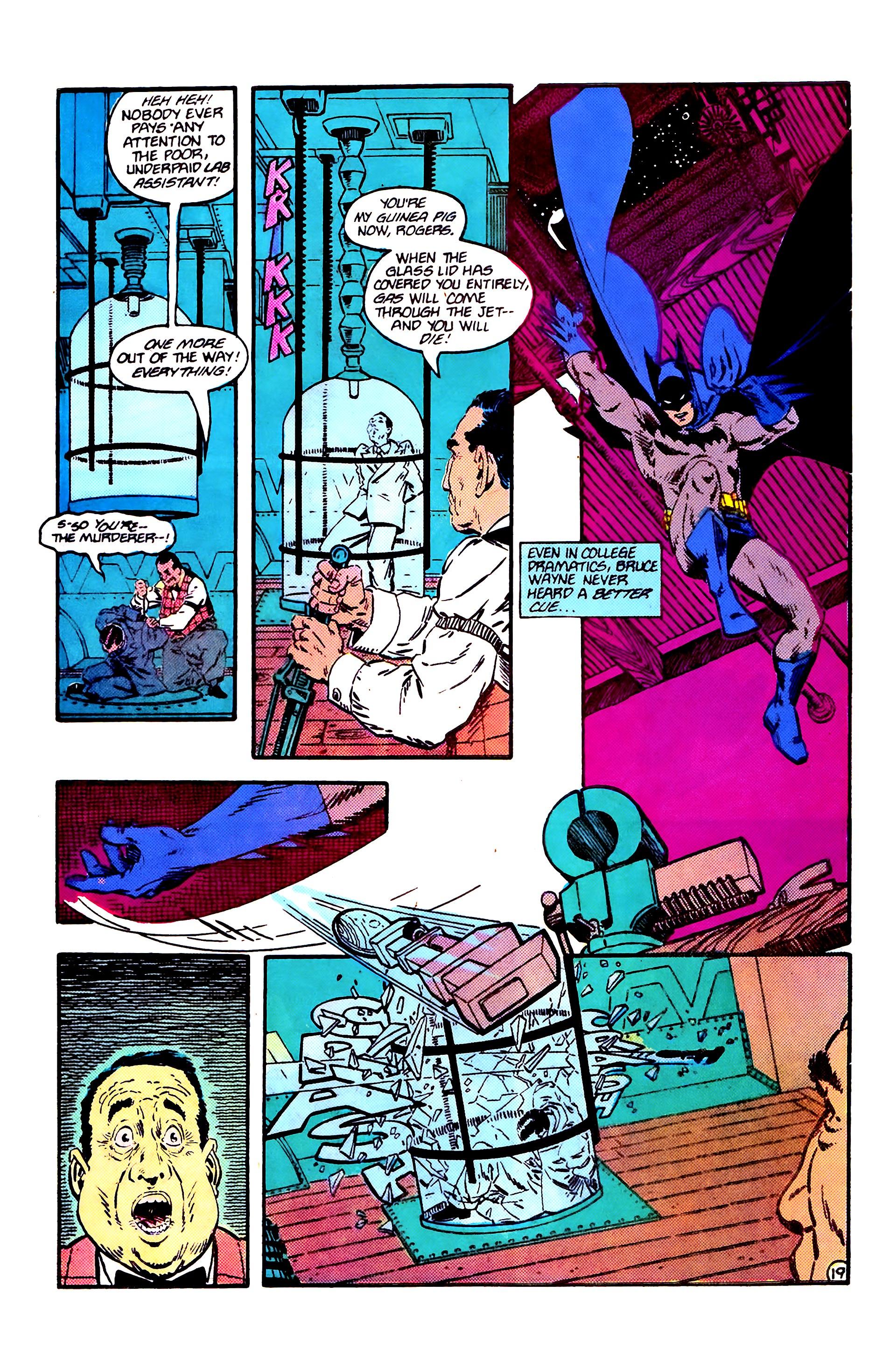 Read online Secret Origins (1986) comic -  Issue #6 - 21