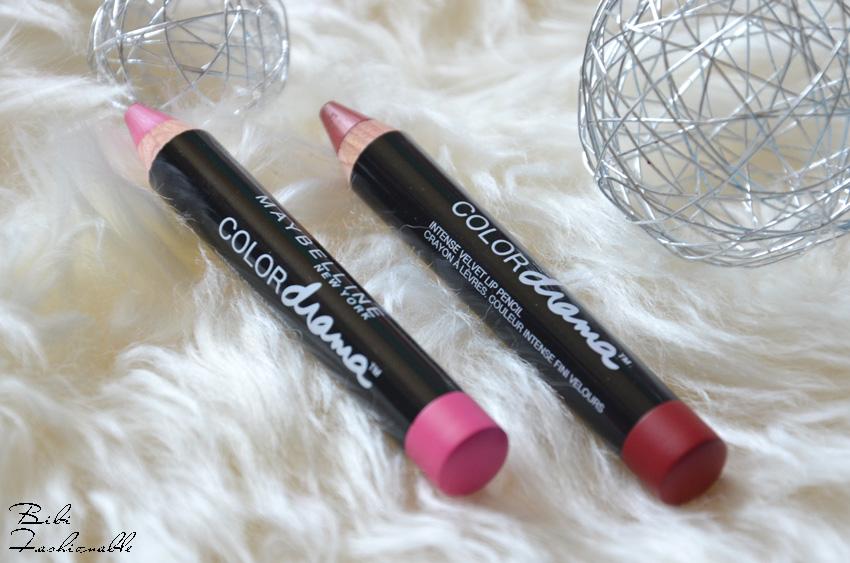 Color Drama Intense Velvet Lip Pencil offen ganz