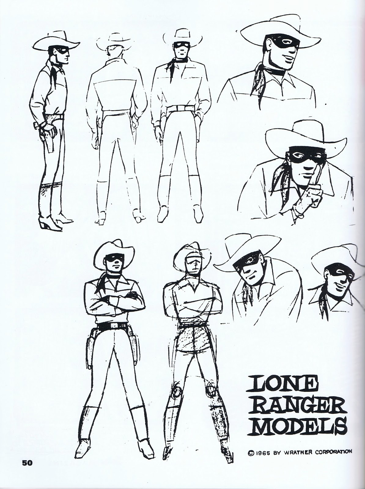 Jim Fanning S Tulgey Wood The Lone Ranger The Forgotten
