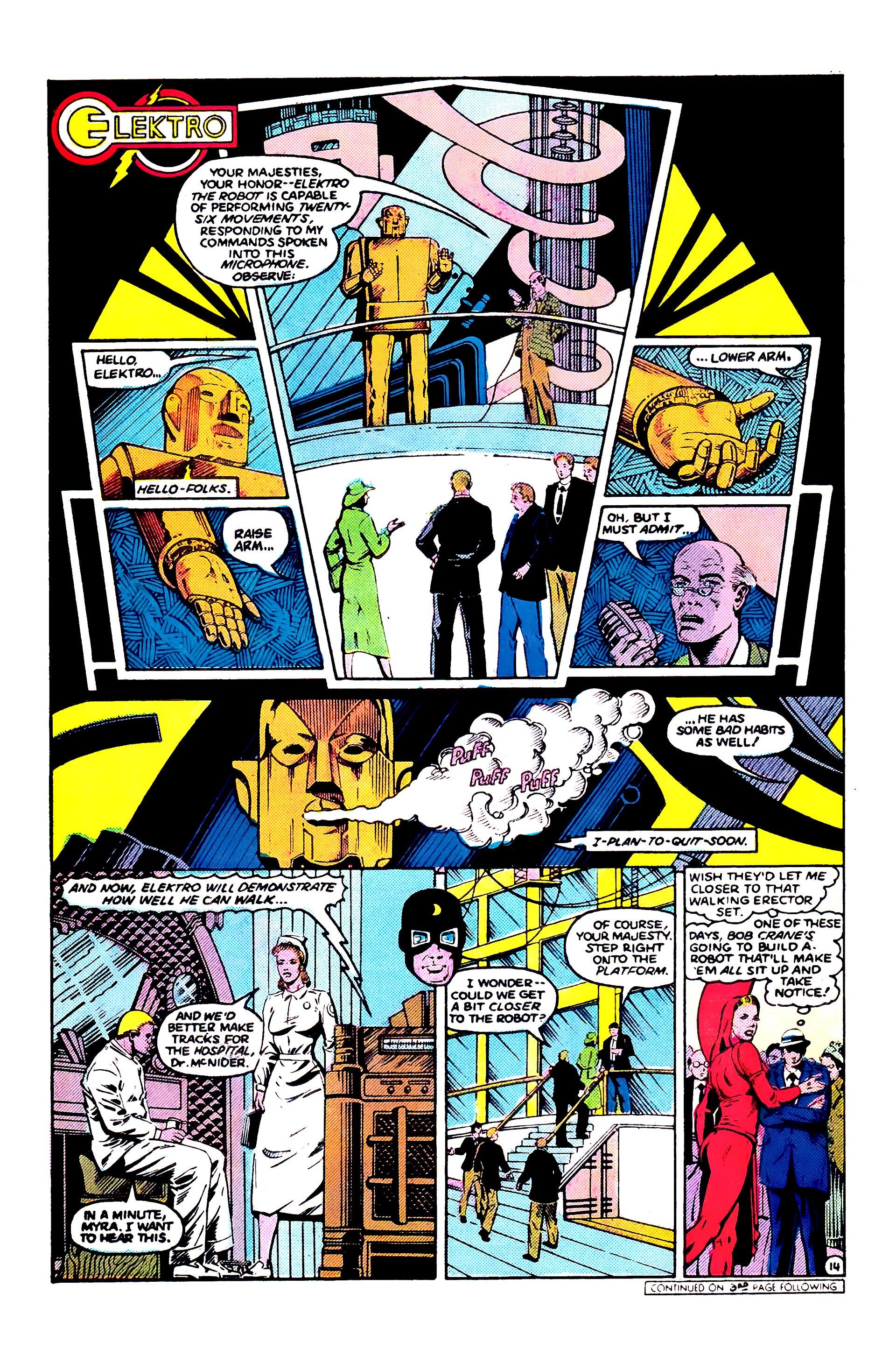 Read online Secret Origins (1986) comic -  Issue #7 - 38