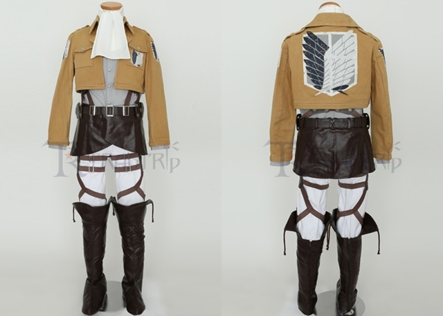 Top 10 cosplays mais vendidos pela COSPA