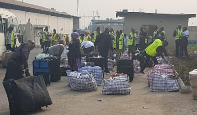 43 nigerians deported from europe