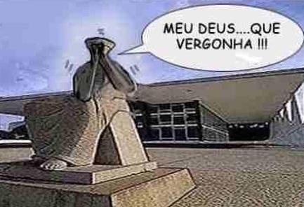 Sob as asas protetoras do STF a impunidade ainda floresce no Brasil