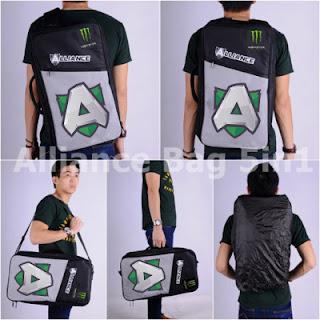 Gaming Bag - Tas Barracuda V5 5in1 - Alliance