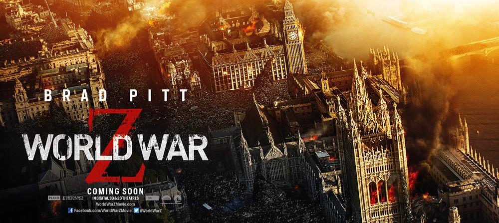 World War Z Teaser Trailer