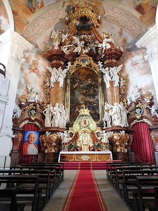 Bazylika Wniebowzięcia Najświętszej Maryi Panny.