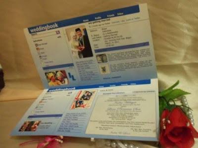 undangan pernikahan unik dan lucu, undangan pernikahan murah, undangan pernikahan simpel