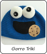 Gorro Triki a crochet