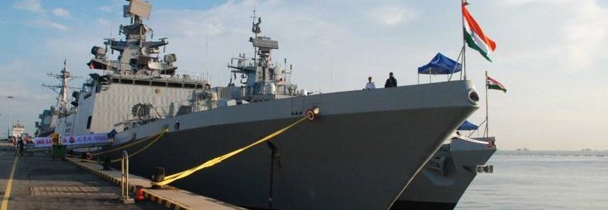 НВКГ Зоря-Машпроект підписані контракти з ВМС Індії