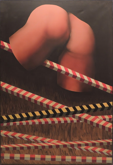 Sento Masiá cuadro desnudo arte
