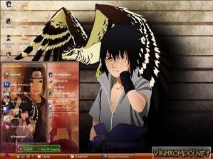 Download 10 tema anime window XP 2013