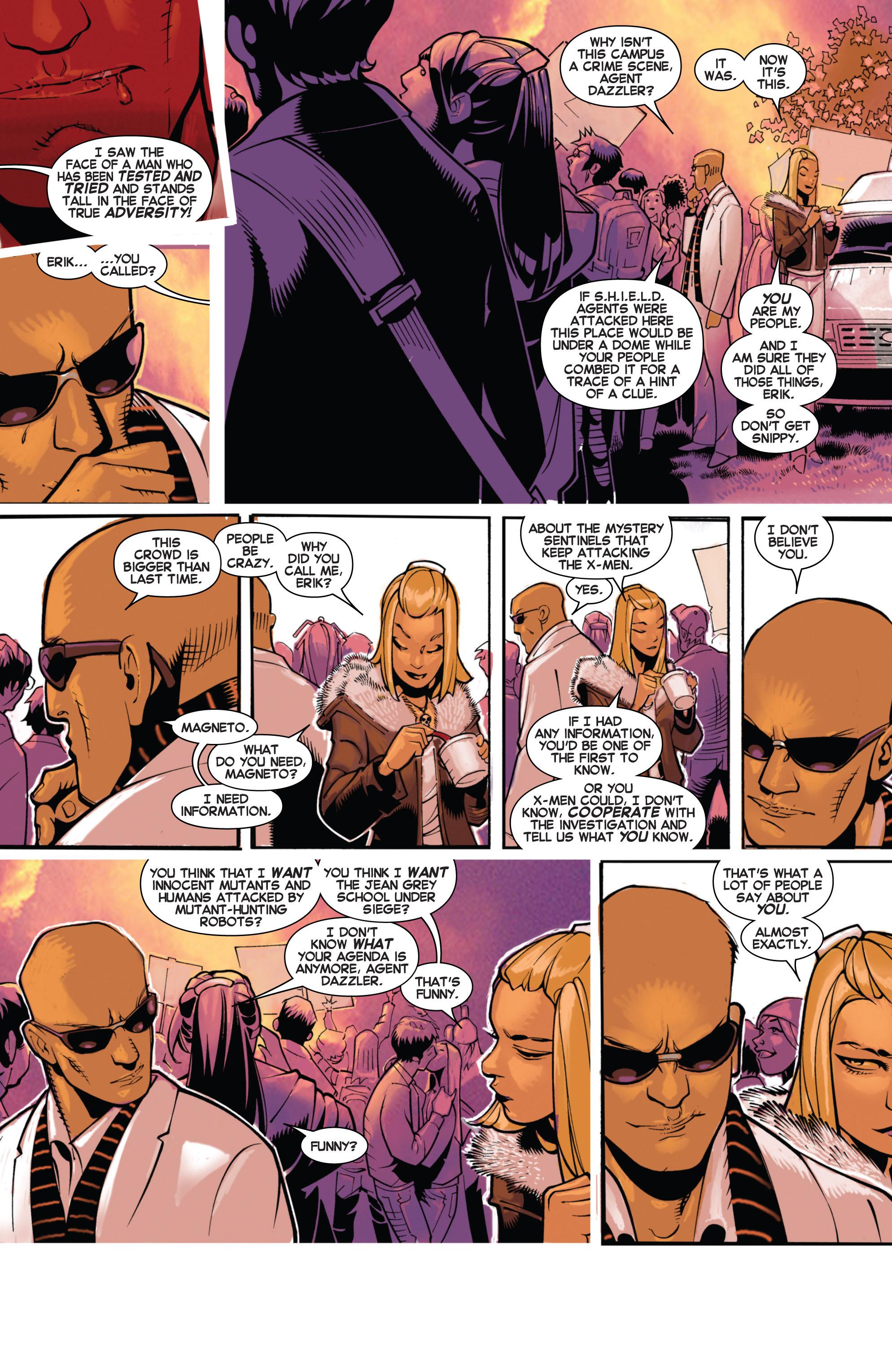 Read online Uncanny X-Men (2013) comic -  Issue #16 - 5