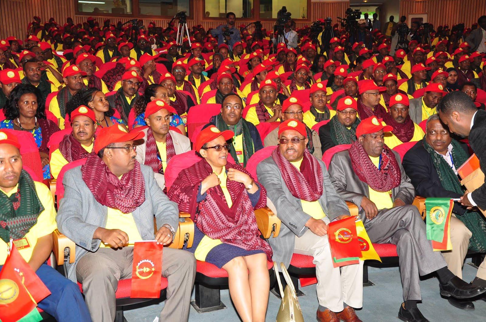 <Rumors on Next EPRDF Congress in Mekelle: Convention for Alliancing or Splitting?