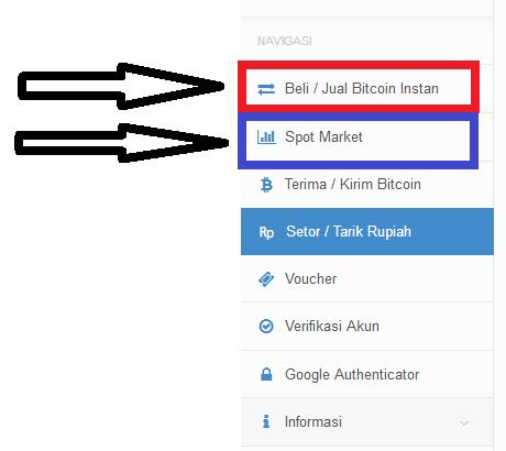 cara trading bitcoin di binario