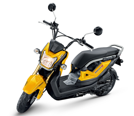 Honda Zoommer X