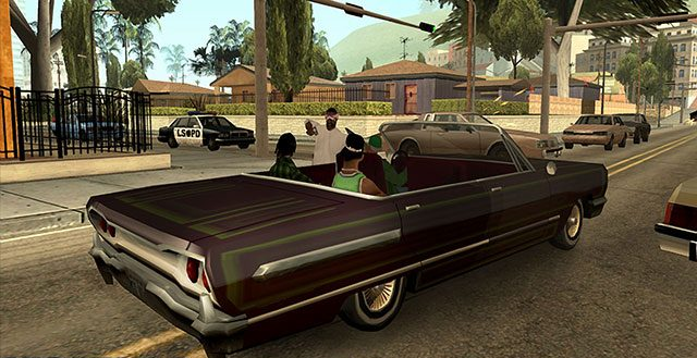 Download GTA San Andreas Game PS3 ISO