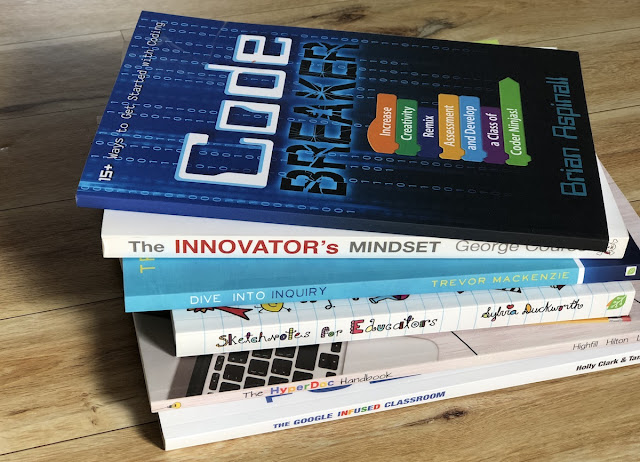 Must-Read Books for Innovative Educators