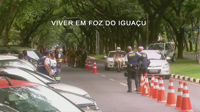Como é Viver em Foz do Iguaçu - Segurança e Mobilidade