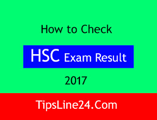 How to Check HSC Exam Result 2017 bd