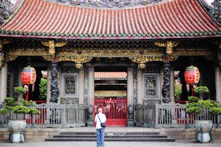 台湾旅行 台北 龍山寺