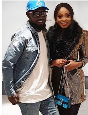 Ay comedian and his wife
