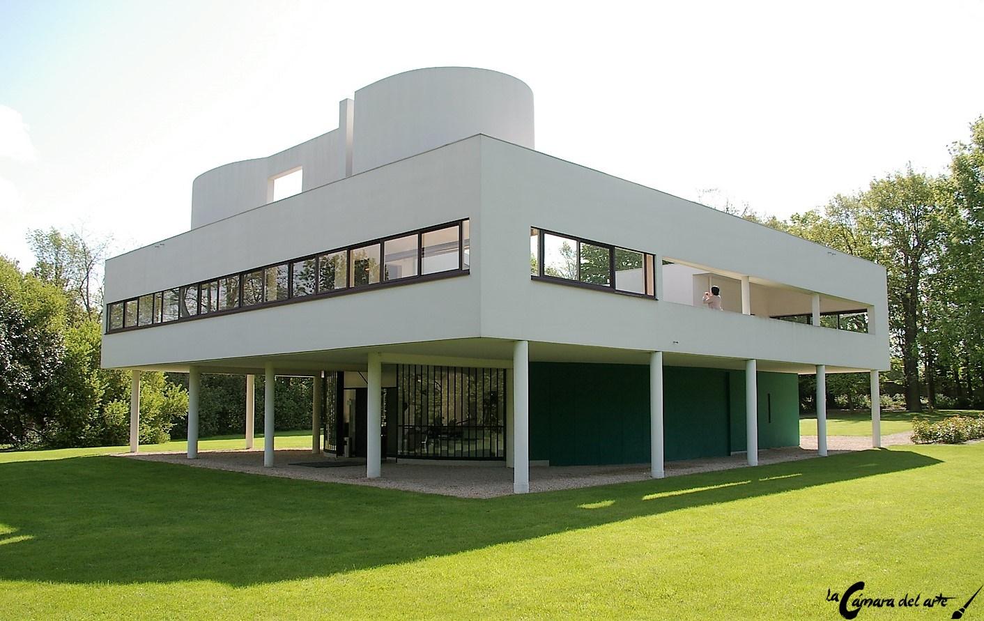 Villa saboya la c mara del arte for Casa la villa