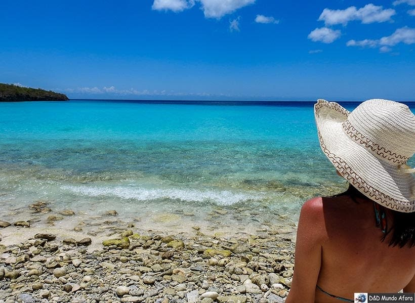 Praia Cas Abao - Praias de Curaçao: guia com melhores praias