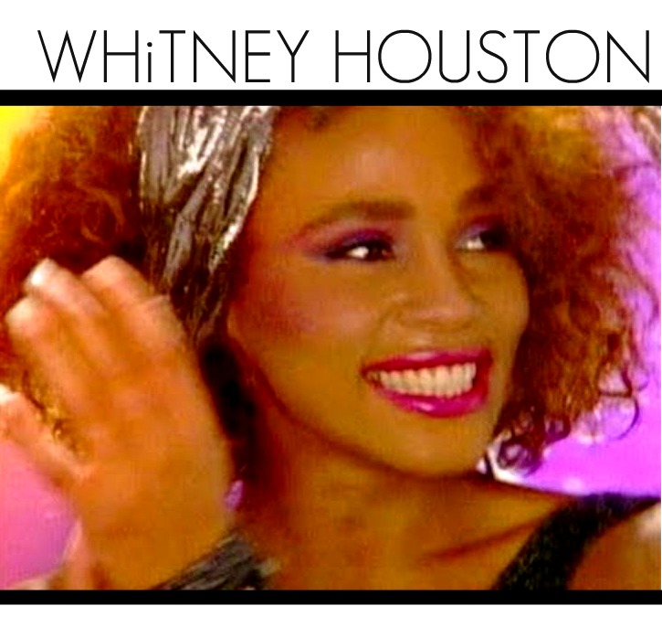 Whitney Houston - Kiss My Ass Quickie better quality.