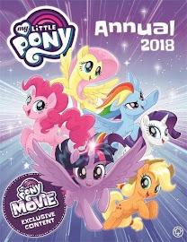 My Little Pony Annual 2018 Books
