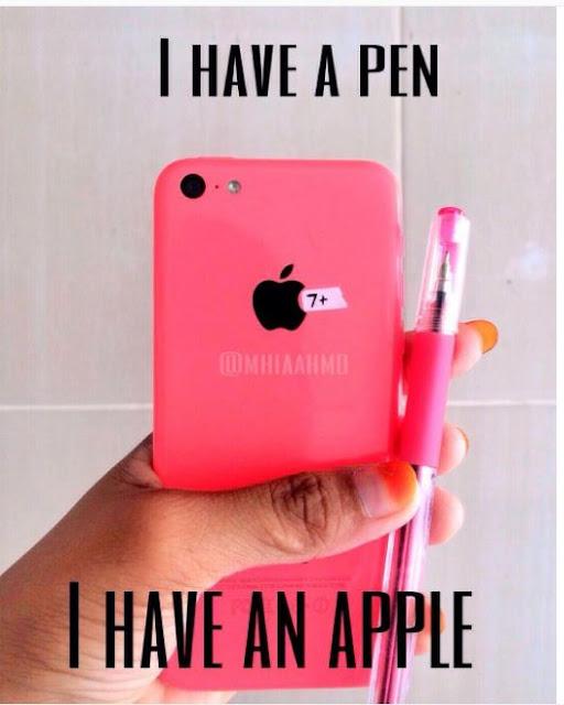 Lagu Pen Pineapple Apple Pen Memang Lucu, Tapi Makin Lucu Saat Diplesetkan