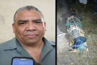 """Sicarios """"Levantan"""" y Ejecutan a comandante de la Policía de Tezonapa, Veracruz"""
