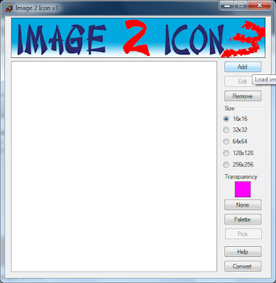 Image to Icon Converter