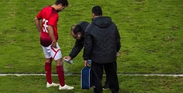 عاجل| صدمة جديدة تضرب محمد محمود بعد الإصابة بقطع الرباط الصليبي