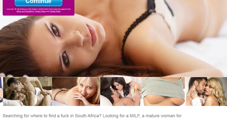 Interested In Seeking Sexy White Men Somewhere In South Africa