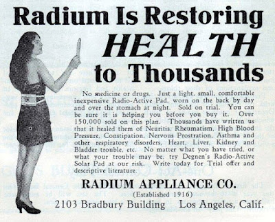 Radium Appliance Company