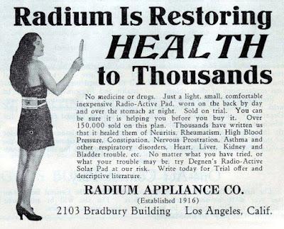 Radium Appliance Company