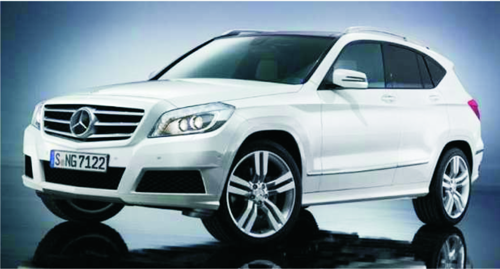 2017 Mercedes Glk Rumors And Concept