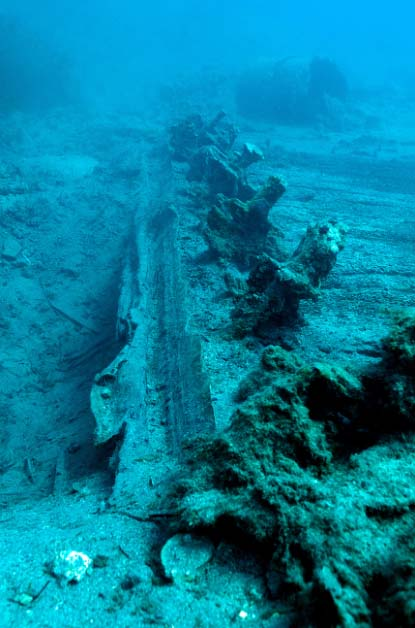 Υποβρύχια Αρχαιολογική Ανασκαφή στο ιστορικό ναυάγιο (1802) « Μέντωρ» στα Κύθηρα