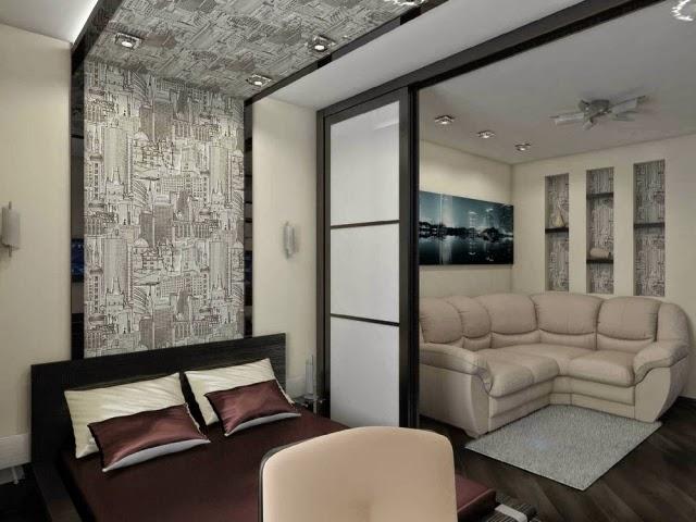 Apartment Studio Room Dividers