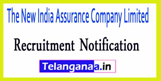 The New India Assurance Company Limited NIACL Recruitment