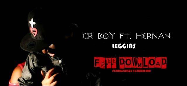 cr boy ft hernani leggins
