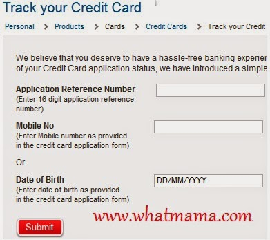 How to Check HDFC Bank Credit Card Status Online hdfcbank.com ~ Manabook 2018 Hall Tickets ...