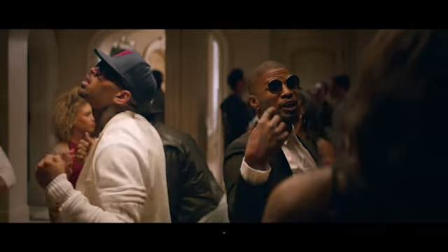Vídeo - Jamie Foxx – You Changed Me (feat. Chris Brown)
